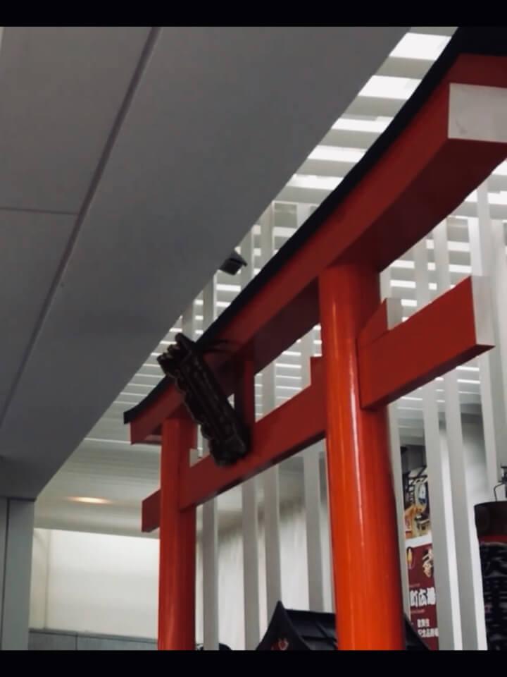 銀座ギャラリーへの行き方  歌舞伎座   東銀座駅 より